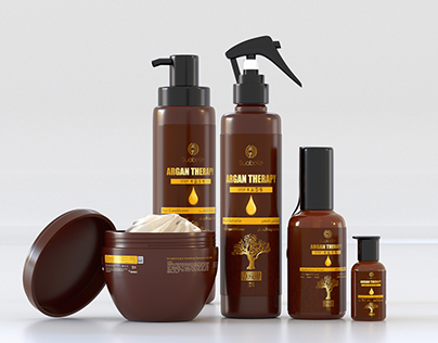 ARGAN THERAPY Products Visualization