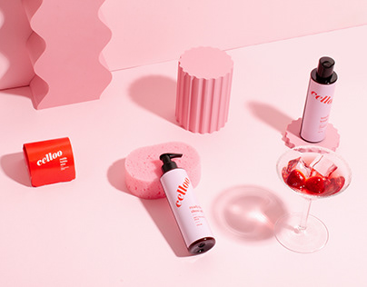 Celloo - anticellulite beauty branding
