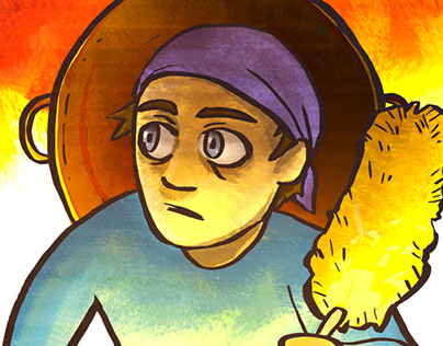 Comic book: Pata