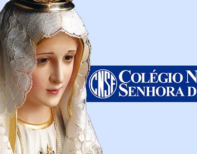 Vinheta Colégio Nossa Senhora de Fátima (Barbalha-CE)