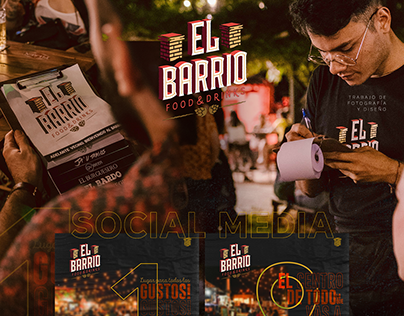 El Barrio | Social Media
