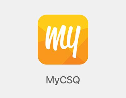 MyCSQ App