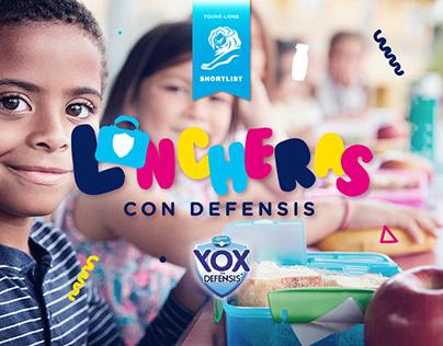Loncheras con Defensis / YL Media Shortlist