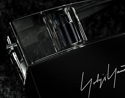 Perfume bottle CGI