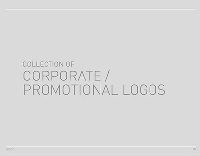 Logos Corporate  / Promotional