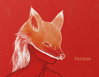 Future | Poster illustration