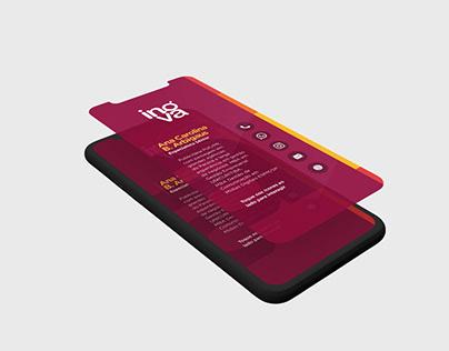 Inova Card UI