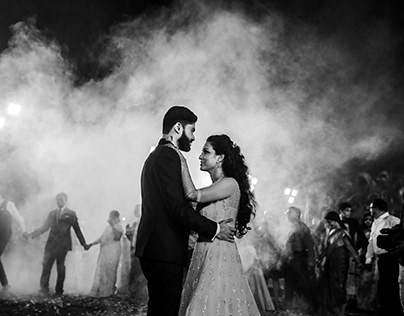 South Indian// Christian wedding for Glimps photography