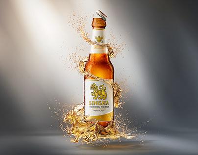 Singha Beer CGI