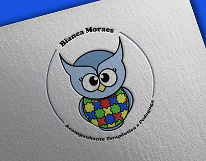 Branding - Bianca Moraes AT e Pedagoga