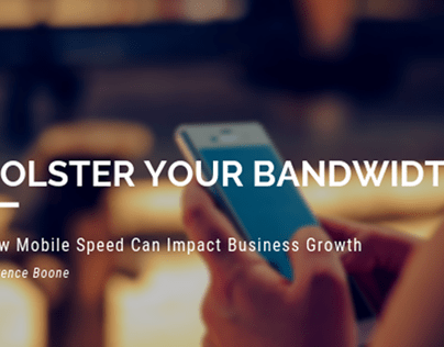 How Mobile Speed Can Impact Business Growth