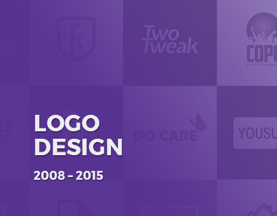 Logo Design 2008-2015