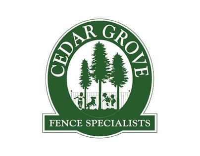 Cedar Grove Fence - Responsive Website Design