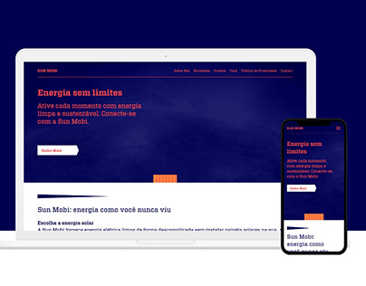 Sun Mobi Website