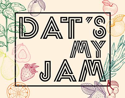 Artisanal Jams & Jellies Branding Project