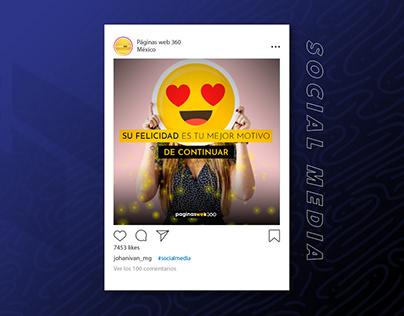 Páginas web 360 ▪ Social Media