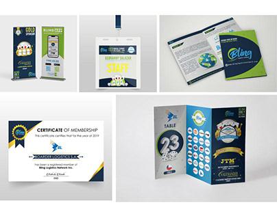 Diseño de Campaña Publicitaria Impresa