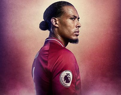 Liverpool FC: Virgil Van Dijk