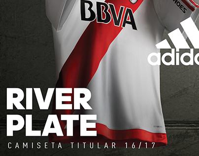 Lanzamiento RIVER 2016 - adidas