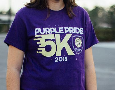 Orlando City / Orlando Pride Event Logos