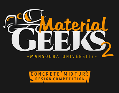 Material Geeks 2 Competetion