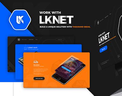 LKnet LTD Creative Agency