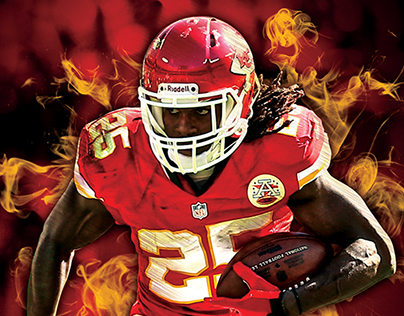 KC Chiefs Player Graphics