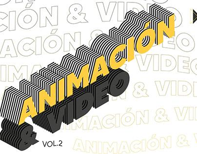 Animación y video Vol.2 Alejandro Silva Publicista