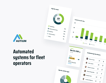 Autium - Automated systems for fleet operators
