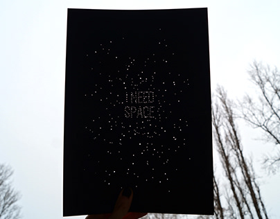 I need space - Papercut