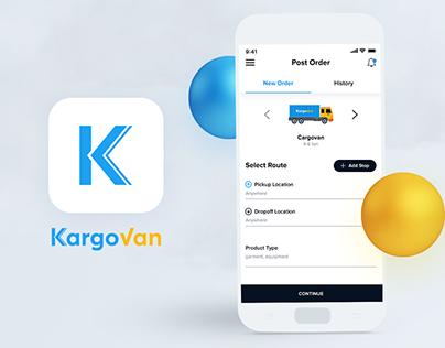 KargoVan - Fleet Management App