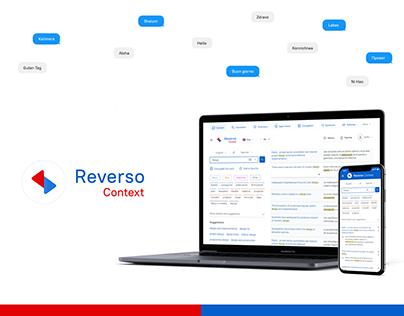 Reverso Context - Translate App