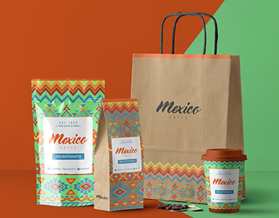 MEXICO COFFEE — Packaging