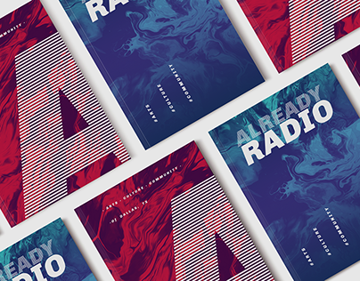 Already Radio Brand Identity
