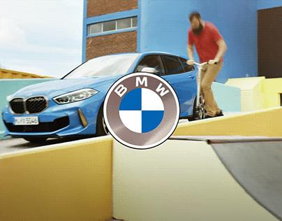 BMW / Promotional Campaign Motion Design