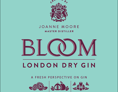 BLOOM - LONDON DRY GIN