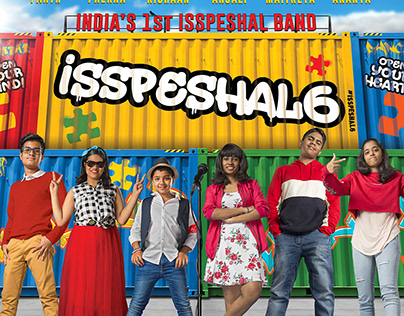 6 PACK BAND 2.0 - ISSPESHAL BAND