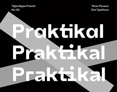 TG Praktikal Typeface – Variable Fonts