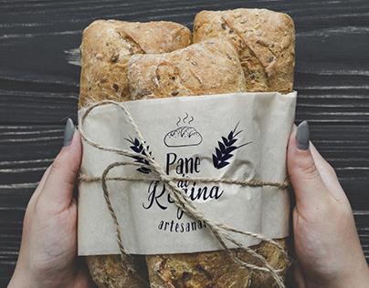 ID/Logo - Pães Artesanais/Homemade breads
