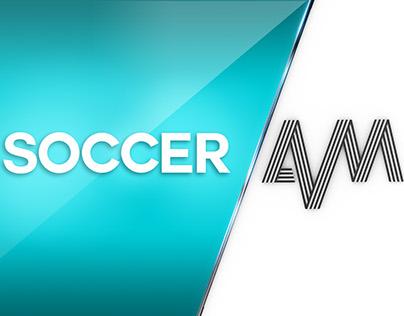 Soccer AM Rebrand