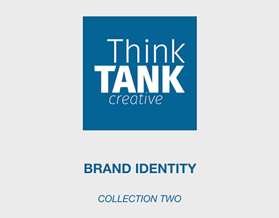 BRAND IDENTITY Collection Two