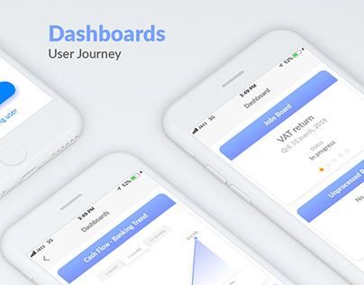 Dashboards - UX/UI