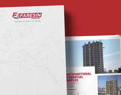 Faresin Formwork | Corporate | Milk Adv