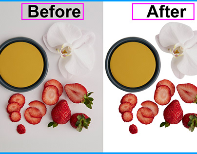 Clipping path Background removal