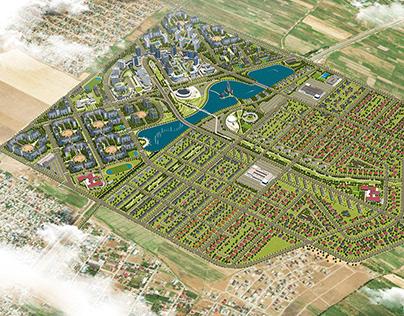 Bishkek World City Development Project Proposal