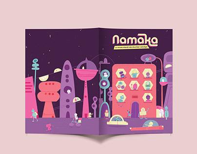 Namaka Cover