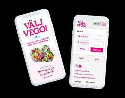 Välj Vego! (Choose Vego!)