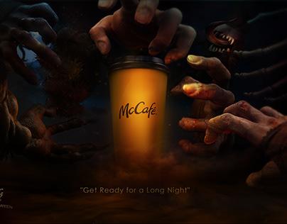 McCafe Halloween
