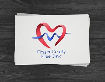 Logo Design for Flagler County Clinic.