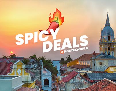 Hostelworld Spicy Deals